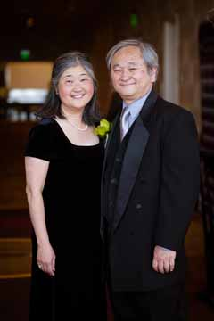 Stan & Sharon Sakai at the 2011 Japanese American National Museum Gala Dinner