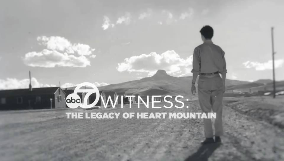 Witness: The Legacy of Heart Mountain (Photo from ABC 7; David Ono)
