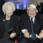 JANM Founding President Bruce Kaji and his wife Frances
